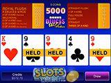 Bonus Deuces Wild Poker