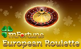mFortune European Roulette