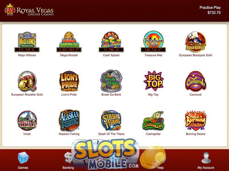 Free Spins Royal Vegas