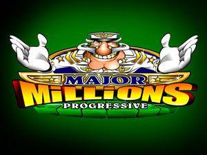 Major Millions Mobile Progressive Slot Game