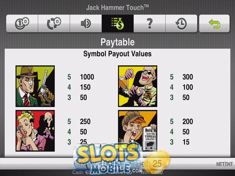 jackpot slots game online hammer 2