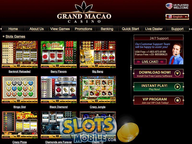 casino online mobile casino deluxe