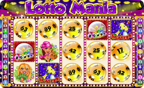 Lotto Mania Slots - Try your Luck on this Casino Game
