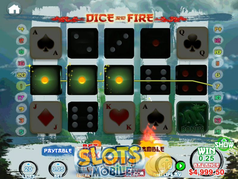 Dice Tronic Slots Review & Free Instant Play Casino Game