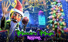 Merlin's Magic Respins Christmas