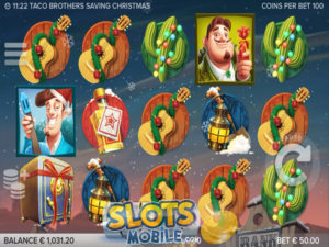 Top Christmas themed mobile slots