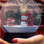 888 Casino Snow globe promotion